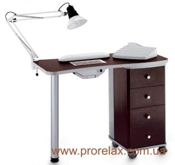 Стол маникюрный PR_204 LX W