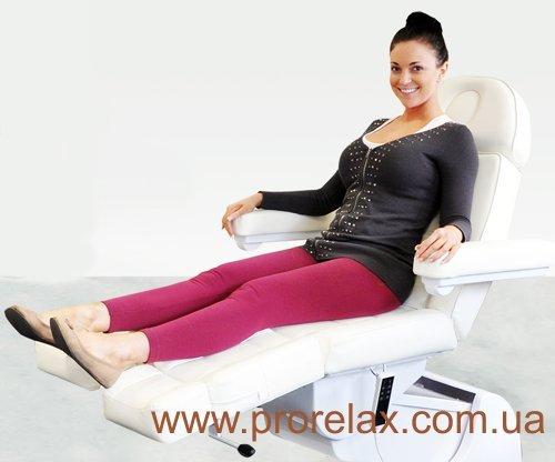Кресло-кушетка педикюрная для салонов красоты