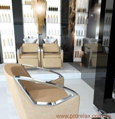 Современное кресло для парикмахерской PR_225