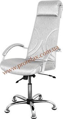 кресло для педикюра_050 серебро