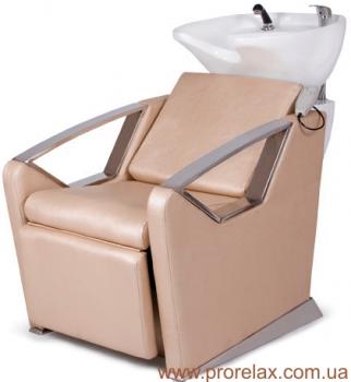 Парикмахерская кресло-мойка с электро-управлением PR_245