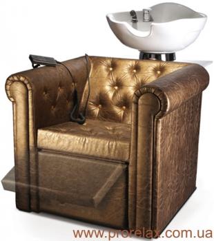 Парикмахерская кресло-мойка с электро управлением PR_249