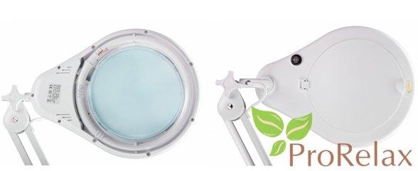 Настольная лампа-лупа для косметолога PR 171 с крышкой