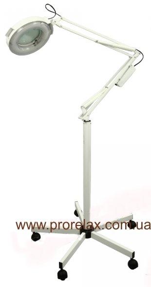 Лампа лупа на штативе PR_180