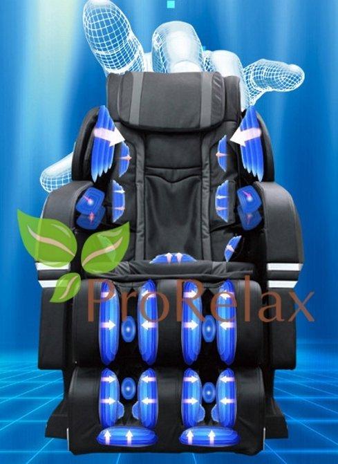 массажное кресло Sky-3D массажные подушки