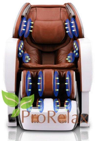 Массажное кресло RT- 8600S воздушный массаж