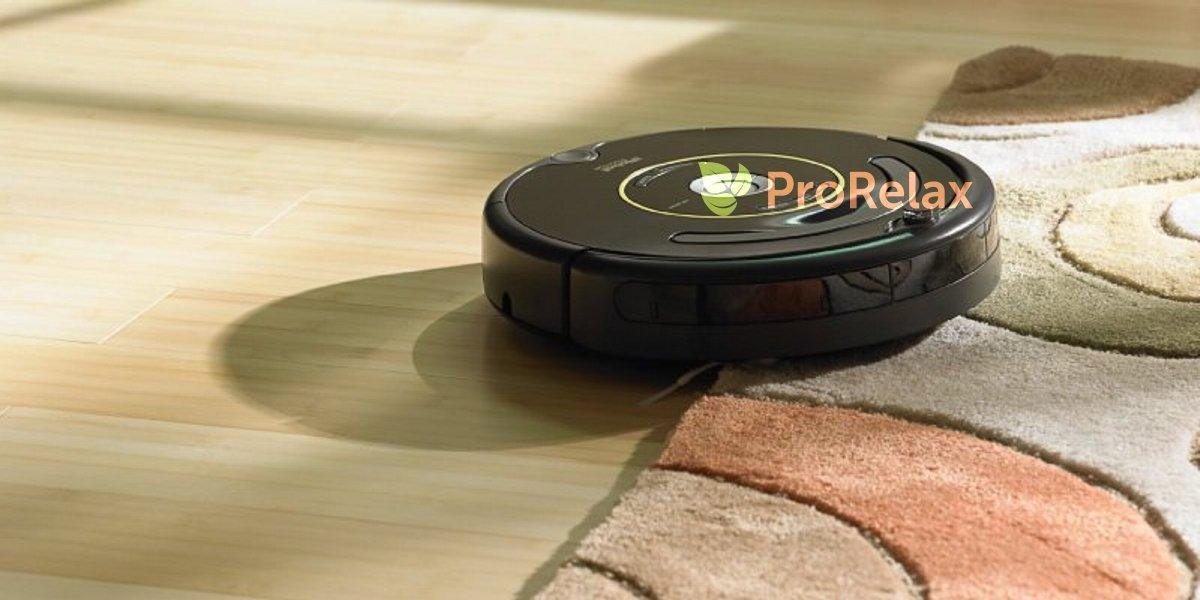 Робот пылесос CO9 описание Top Technology
