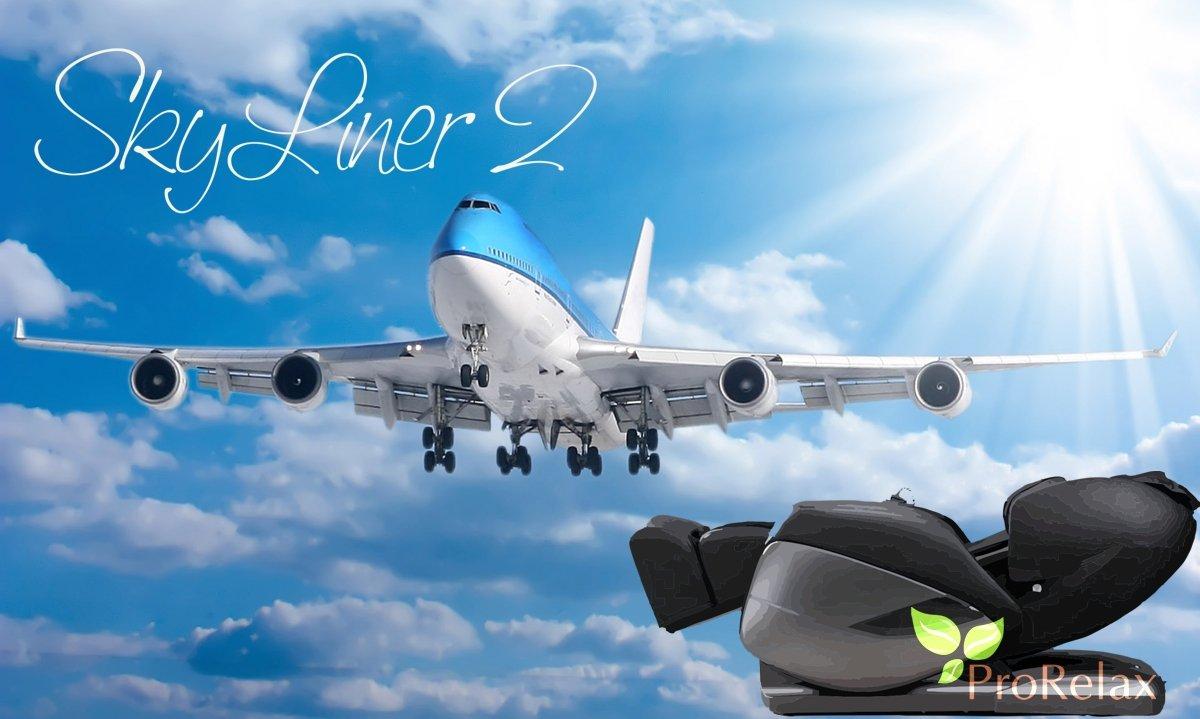 кресло для массажа skyliner 2 описание