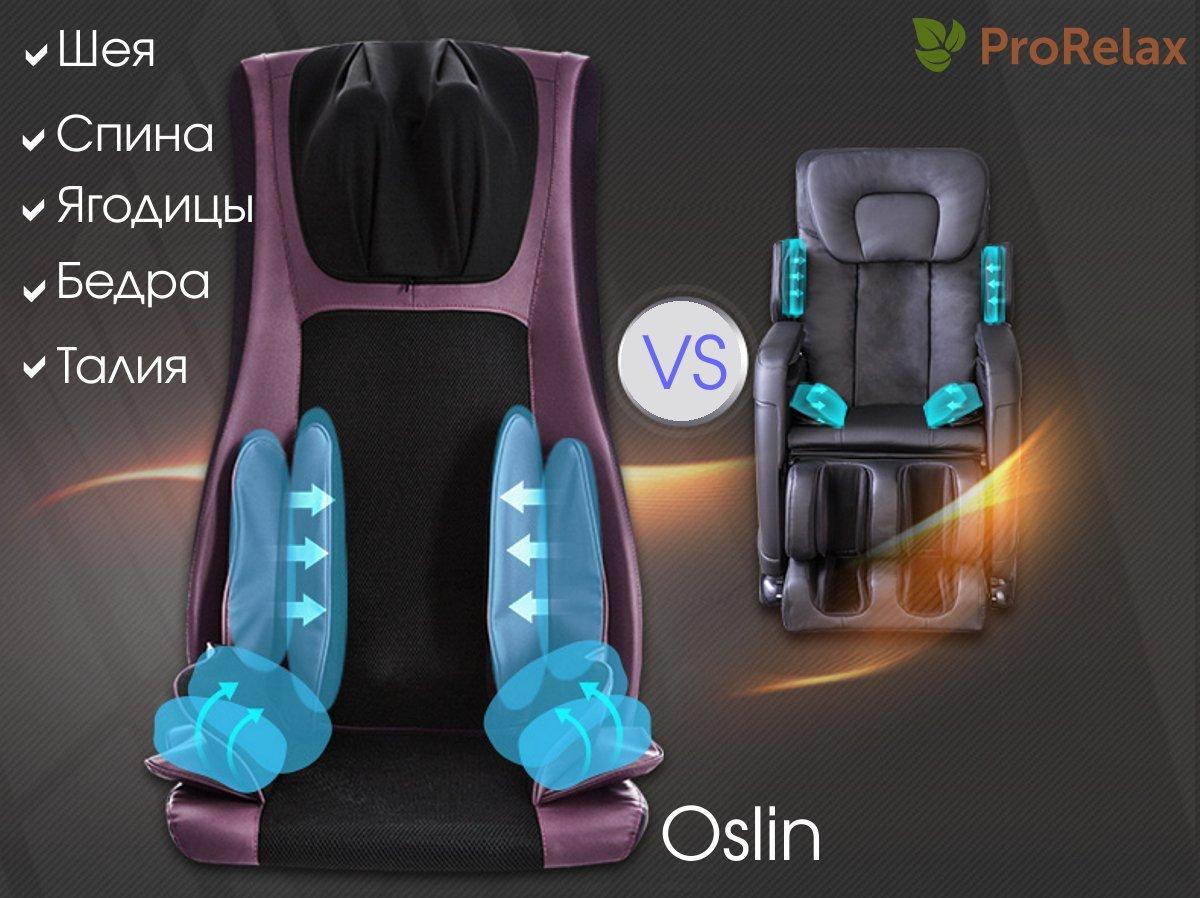 Массажная накидка Oslin top technology