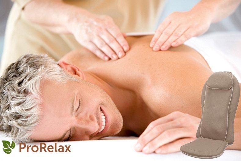 НАКИДКА Для массажа спины osim urelax описание