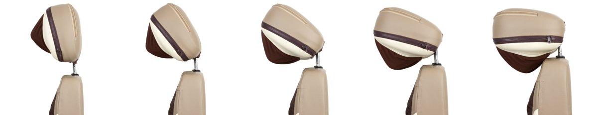 Накидка для спины с массажем шеиТикТоник от Top Technology