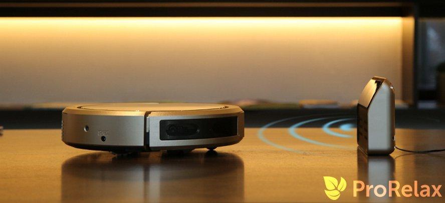 Робот пылесос Liberty от Top Technology