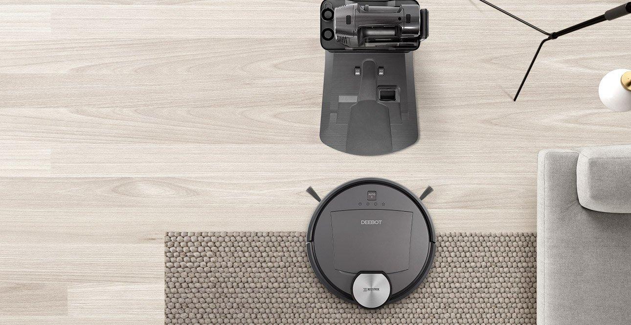 Робот-пылесос Deebot R98