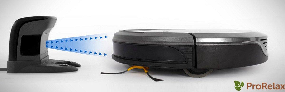 Робот-пылесос Deebot DM81 Pro с базой