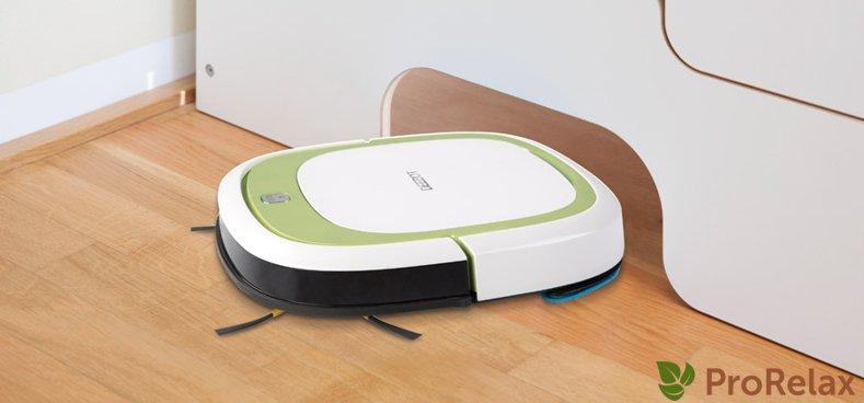 Робот пылесос DEEBOT SLIM DA 60 характеристики