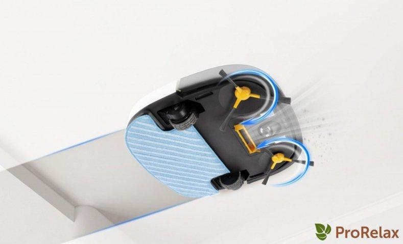 Робот пылесос DEEBOT SLIM DA 60 с влажной уборкой