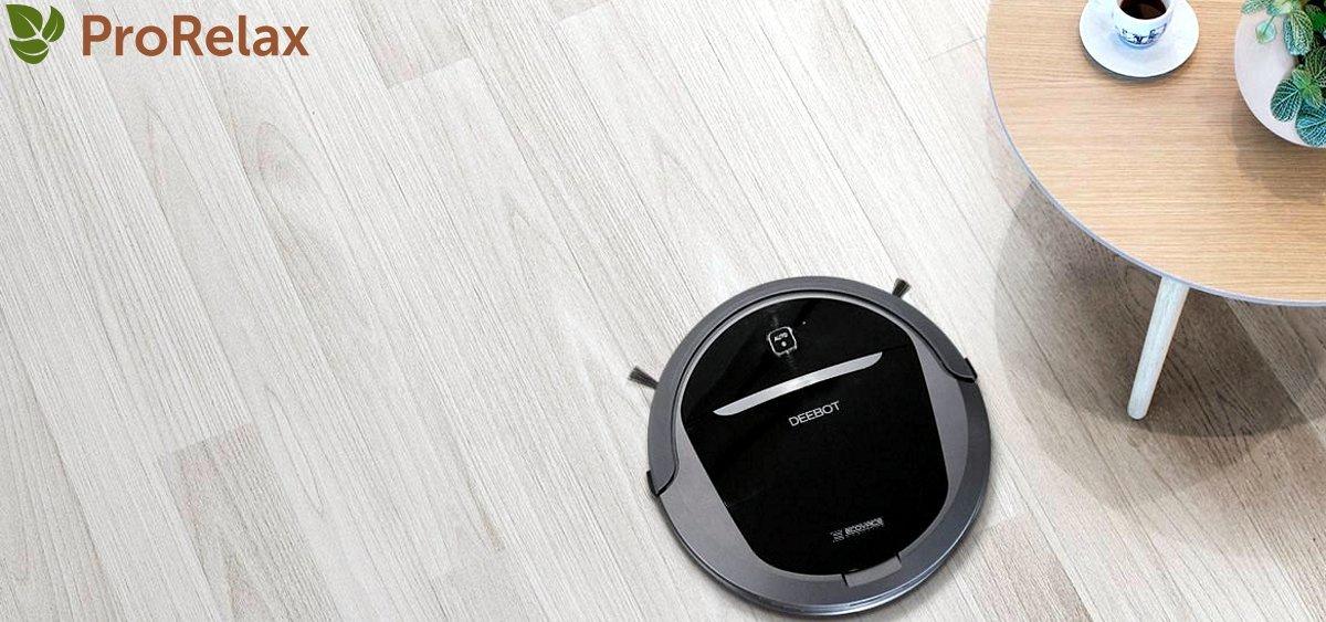 Робот-пылесос Deebot DM81 Pro