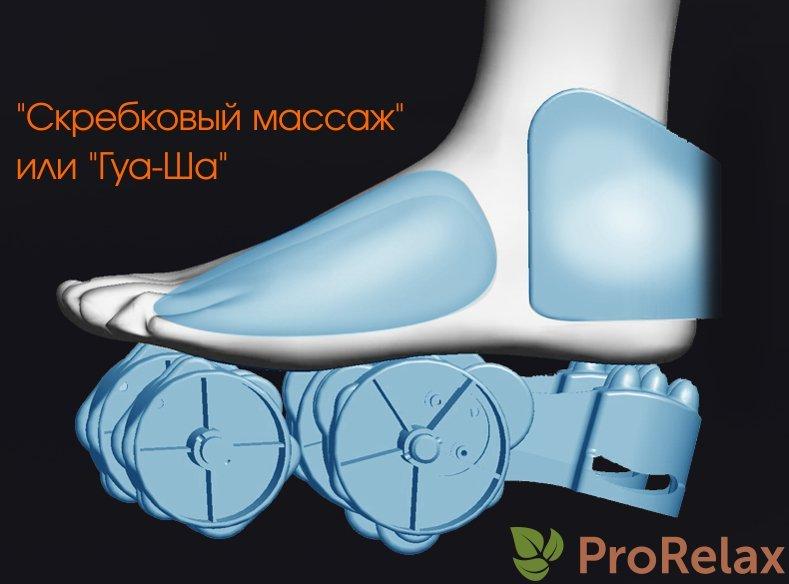 массажёр для стоп и икр ног TT-N182