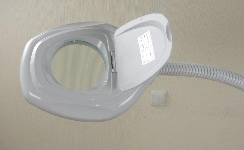 Лампа лупа PR_2501 напольная LED