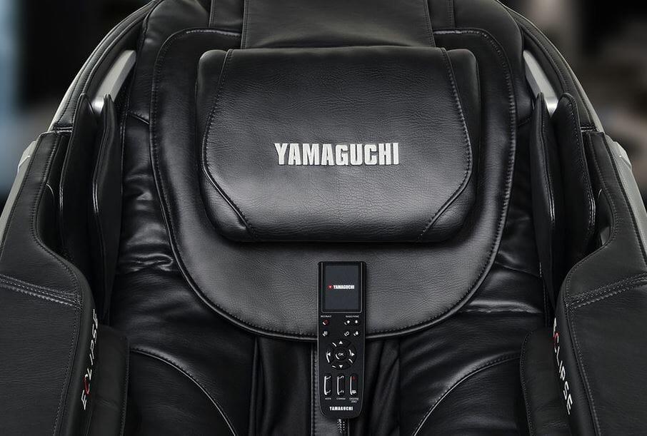 Массажное кресло eclipse yamaguchi black