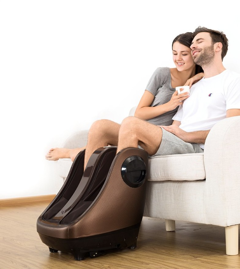 Массажер для ног электрический с подогревом, массажеры с прогревом